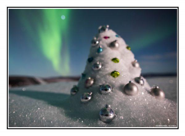 Aurora Calendar, 2017, Ian Johnson, Aurora Borealis, Northern Lights, Calendar